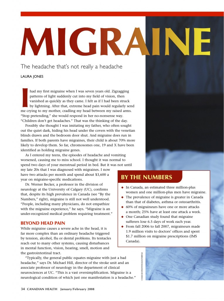 CH Migraine