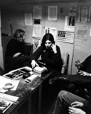 Mark Satin (far left) John Phillips (far right)
