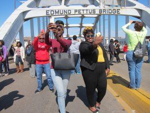 Selfies in Selma